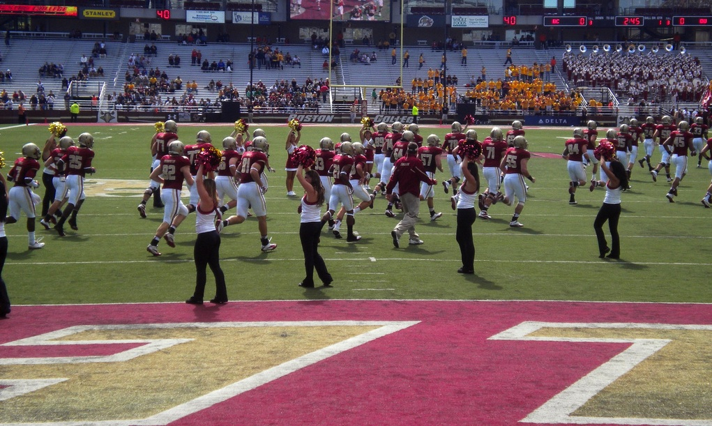 Boston College Football photo Uploaded By  AliHanlon on Flickr
