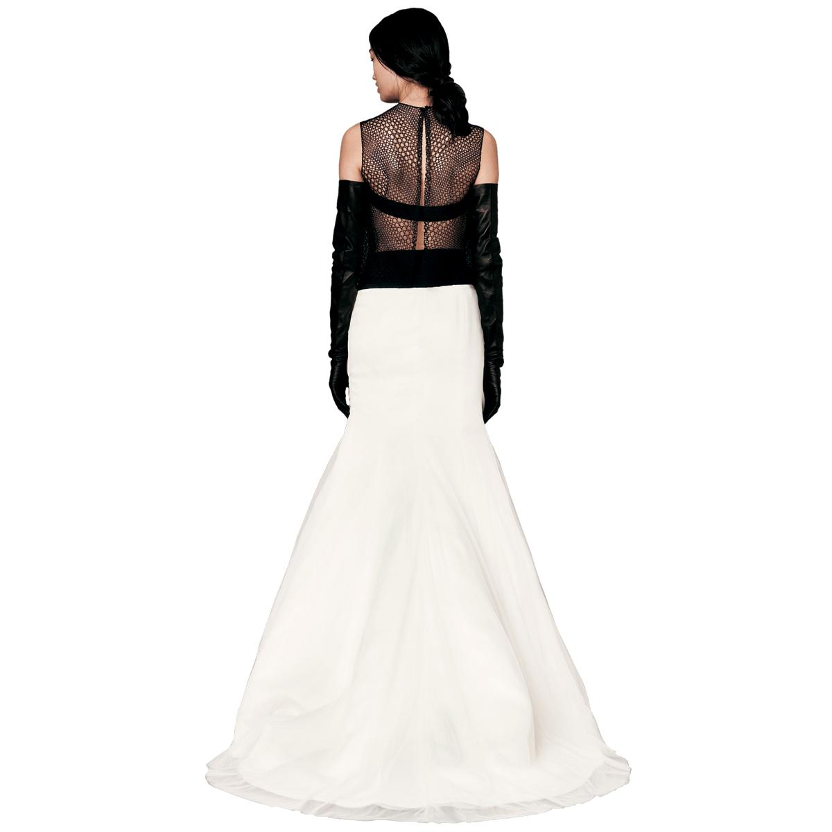 black-and-white-wedding-dress-1
