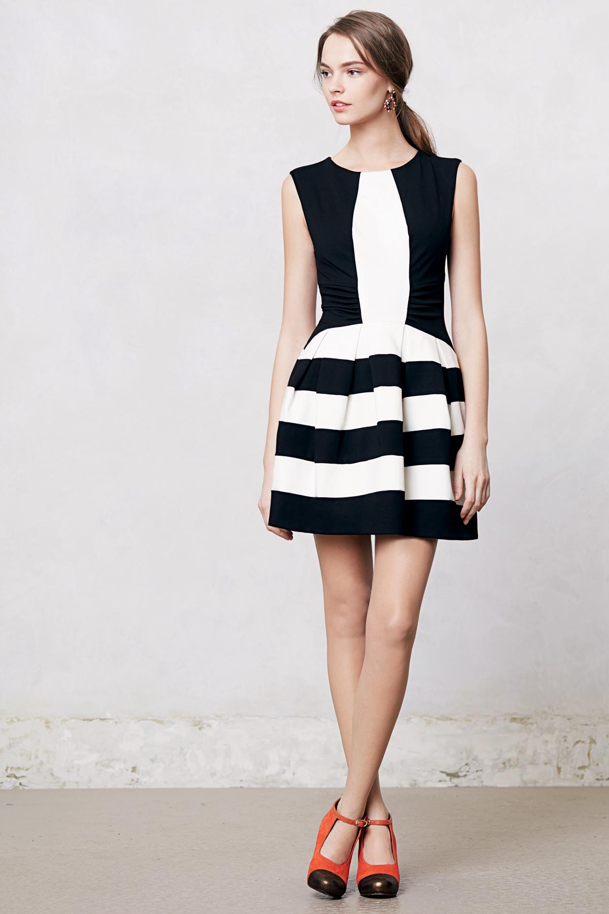 black-and-white-wedding-dress-4