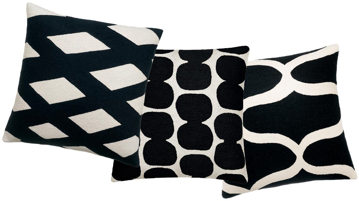 Black White Red Furniture Accessories 15