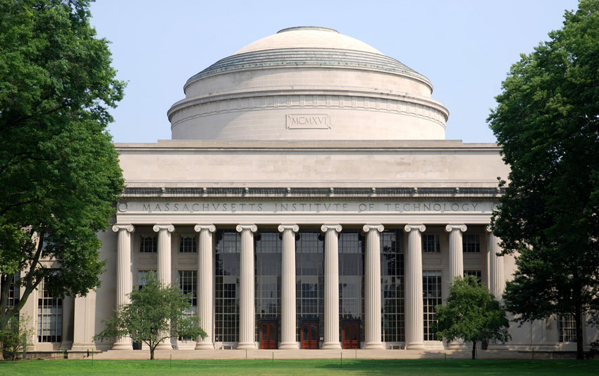 Great dome of MIT image via shutterstock