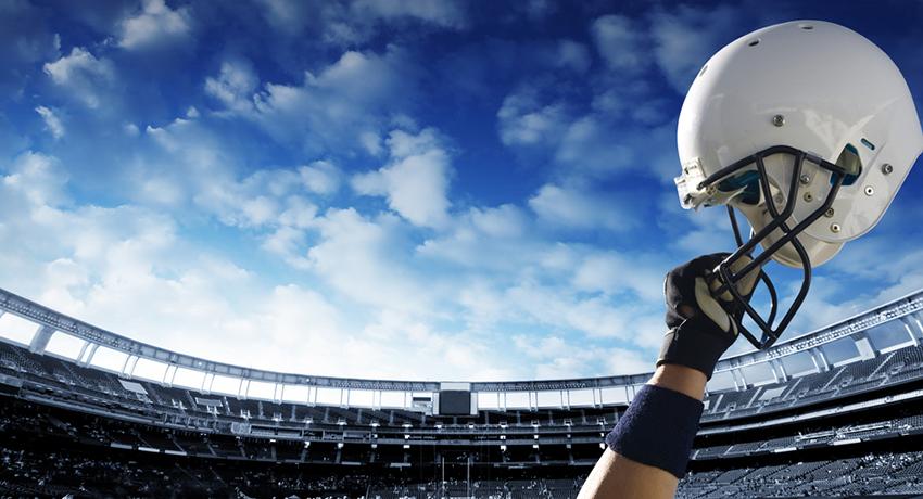 football helmet photo