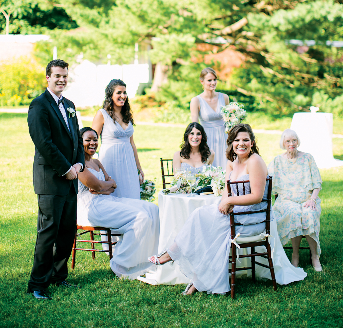 Margaret Gammill and Grayson Holland wedding