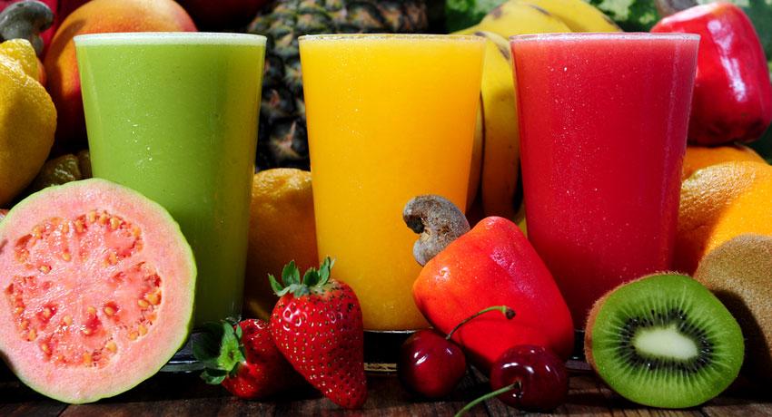 Juice Image via shutterstock