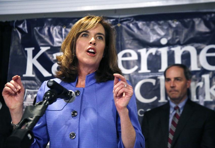 Katherine Clark, Rod Clark