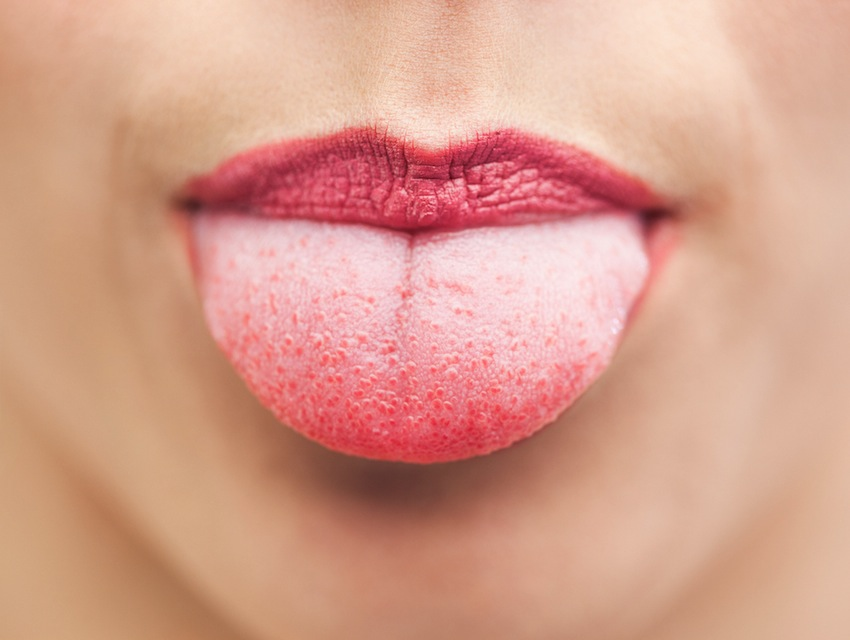 Tongue Photo via Shutterstock.com