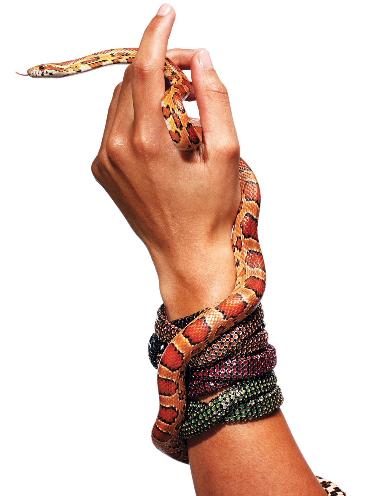 whiting-davis-snake-jewelry