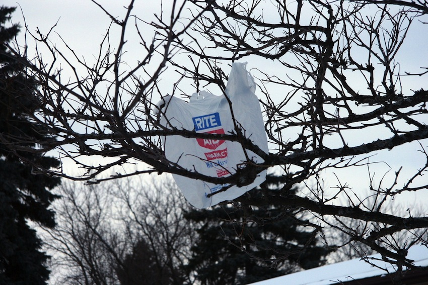 Plastic Bag Photo Uploaded by KateRHA on Flickr