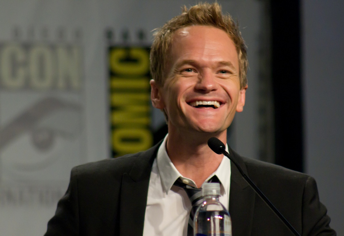 Neil Patrick Harris Hasty Pudding Man of The Year