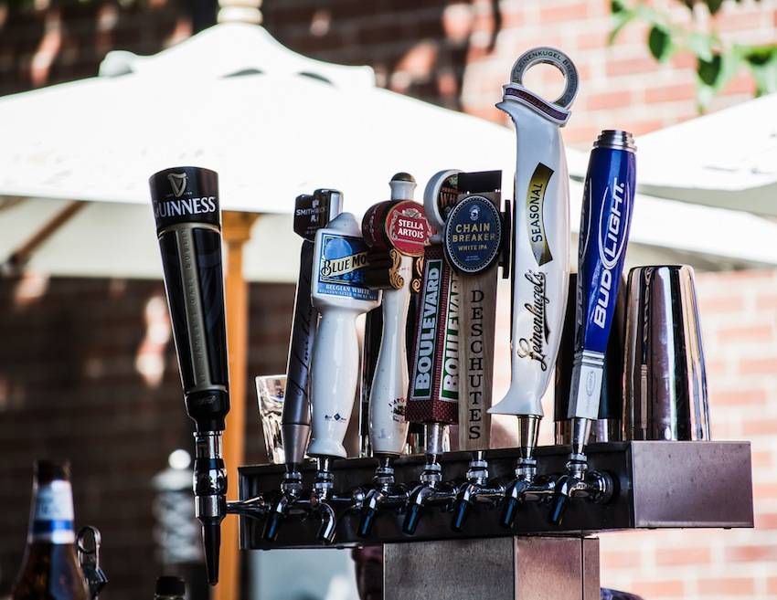 Beer Taps Photo Uploaded By  m_shipp22 on Flickr