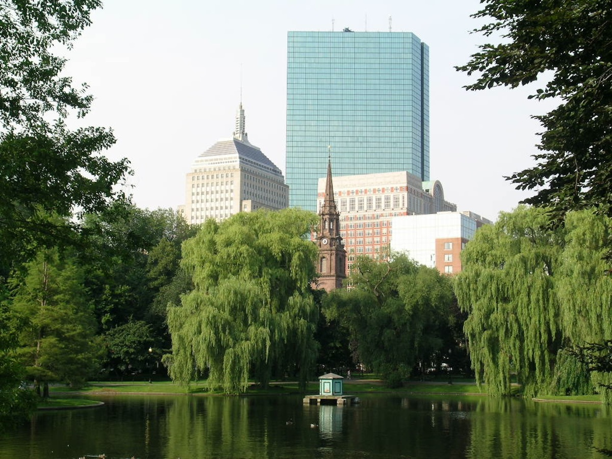 Boston Common Photo Uploaded by arianravan on Flickr