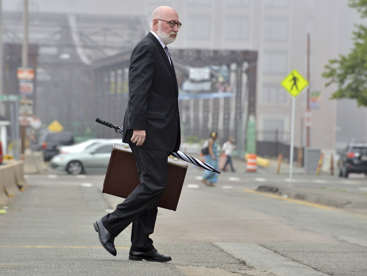 Attorney J.W. Carney, Bulger's lawyer, is one of the subjects of the film/Photo via Associated Press