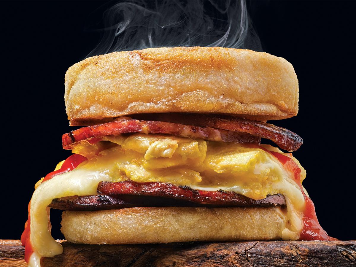 Egg-Sandwich