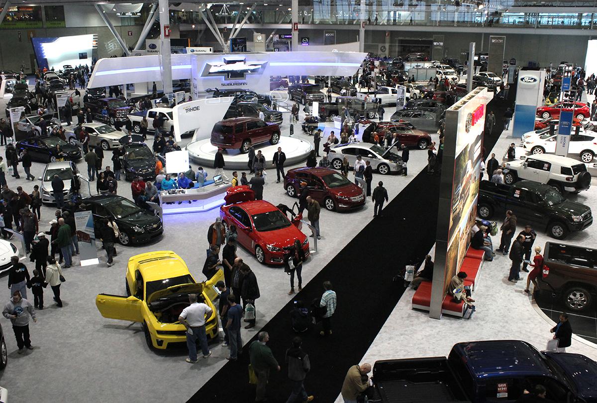 new england international auto show 2014