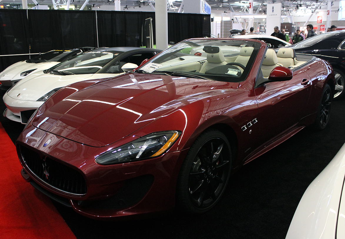 new england international auto show 2014