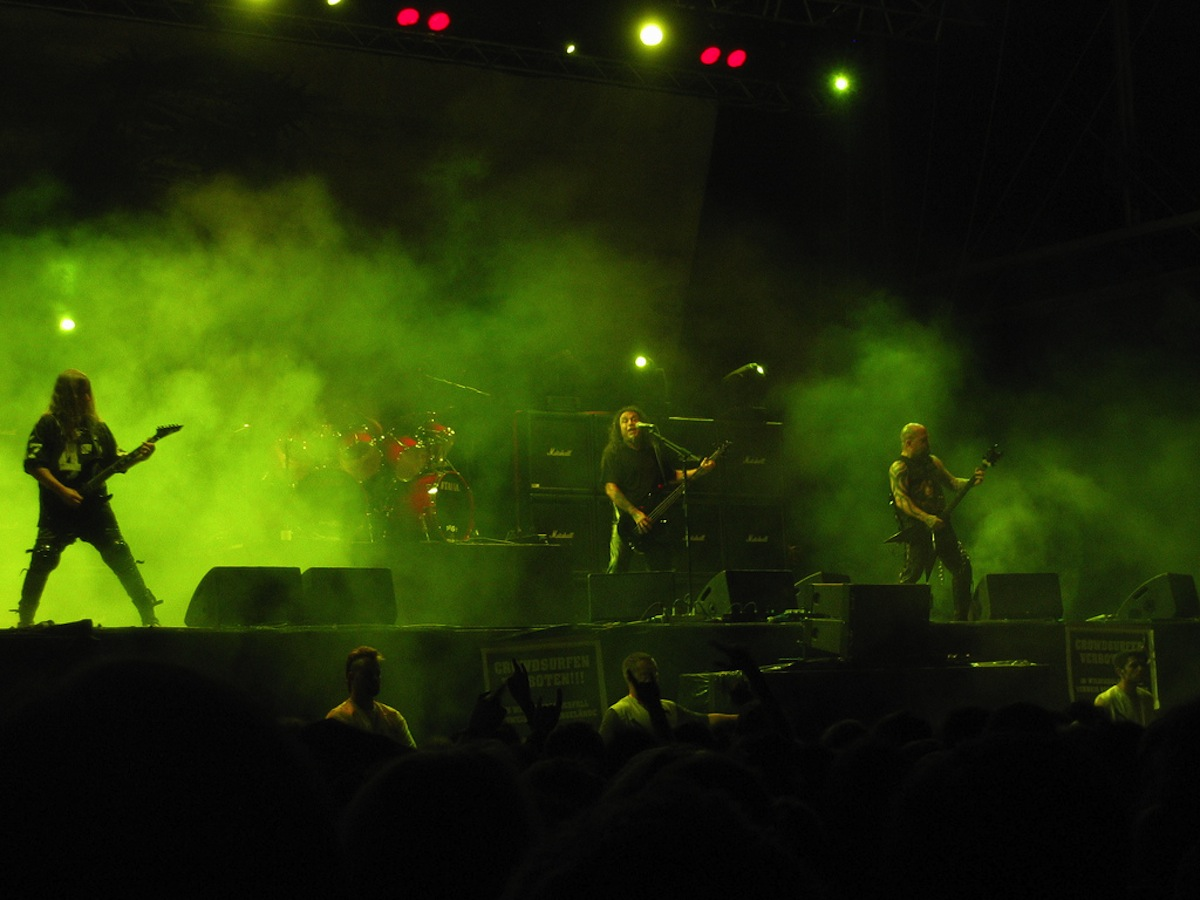 Slayer photo Uploaded by fortysix_vie on Flickr