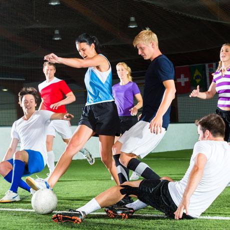 Square-Soccer