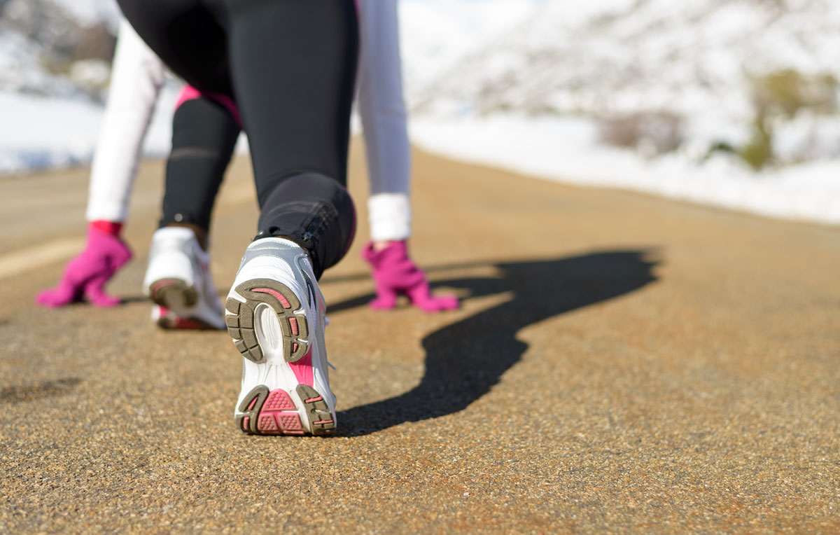 Winter Runner via Shutterstock