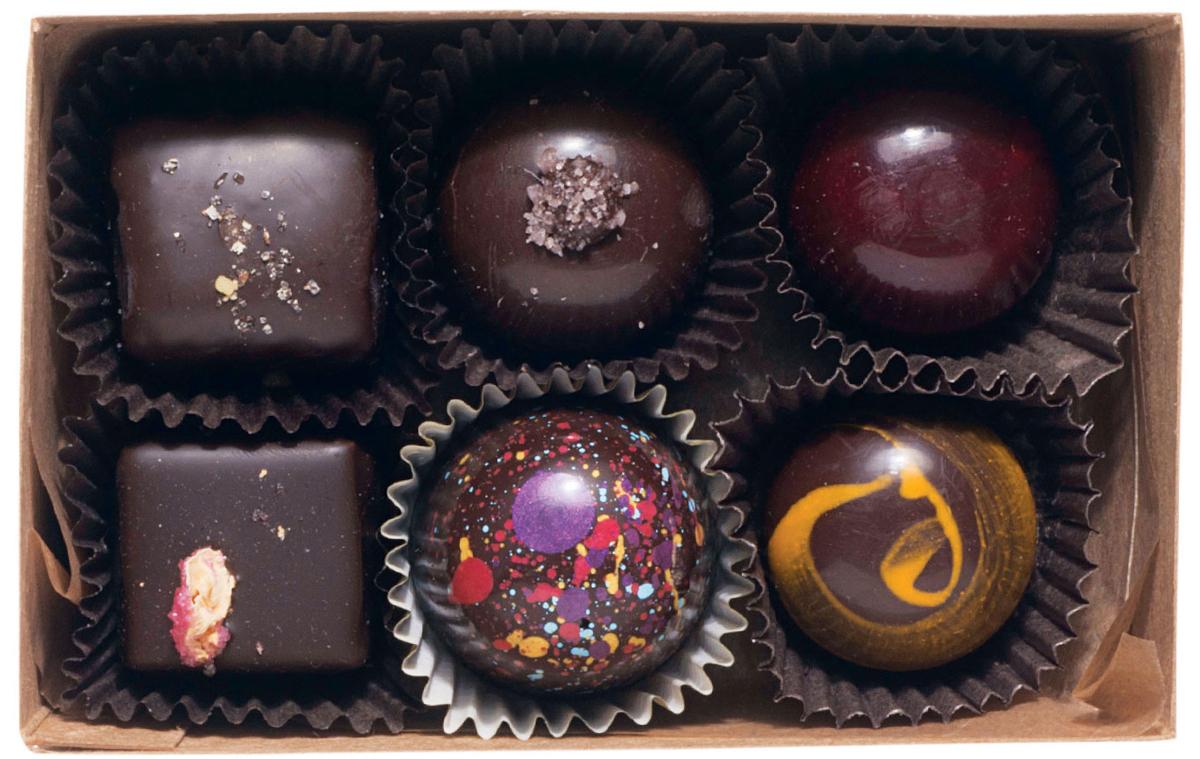 boston chocolate cocoanuts