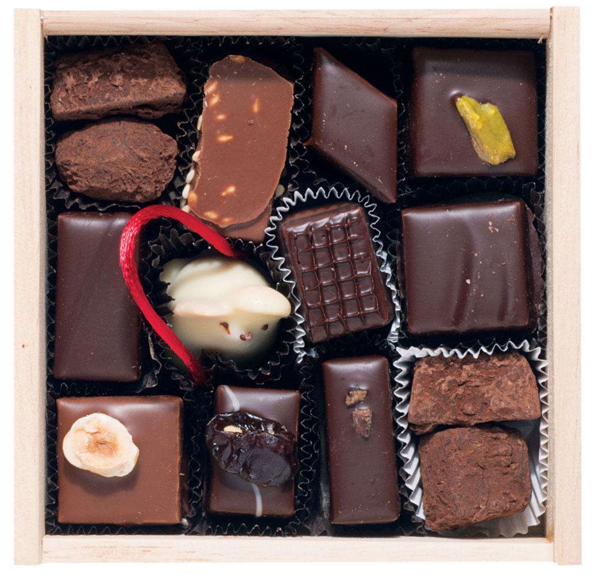 boston chocolate l a burdick