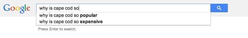 googlecapecod