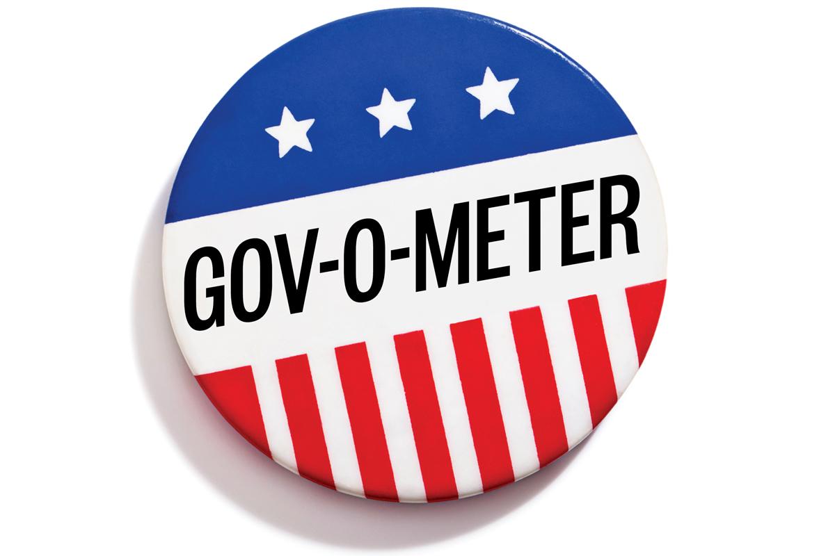 gov-o-meter