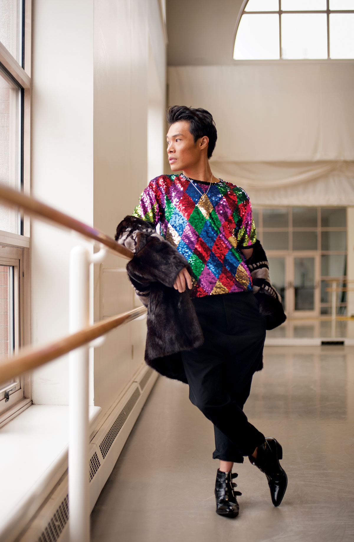 Boston Ballet Soloist Jam Lam