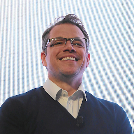 Safe Water for All: Matt Damon