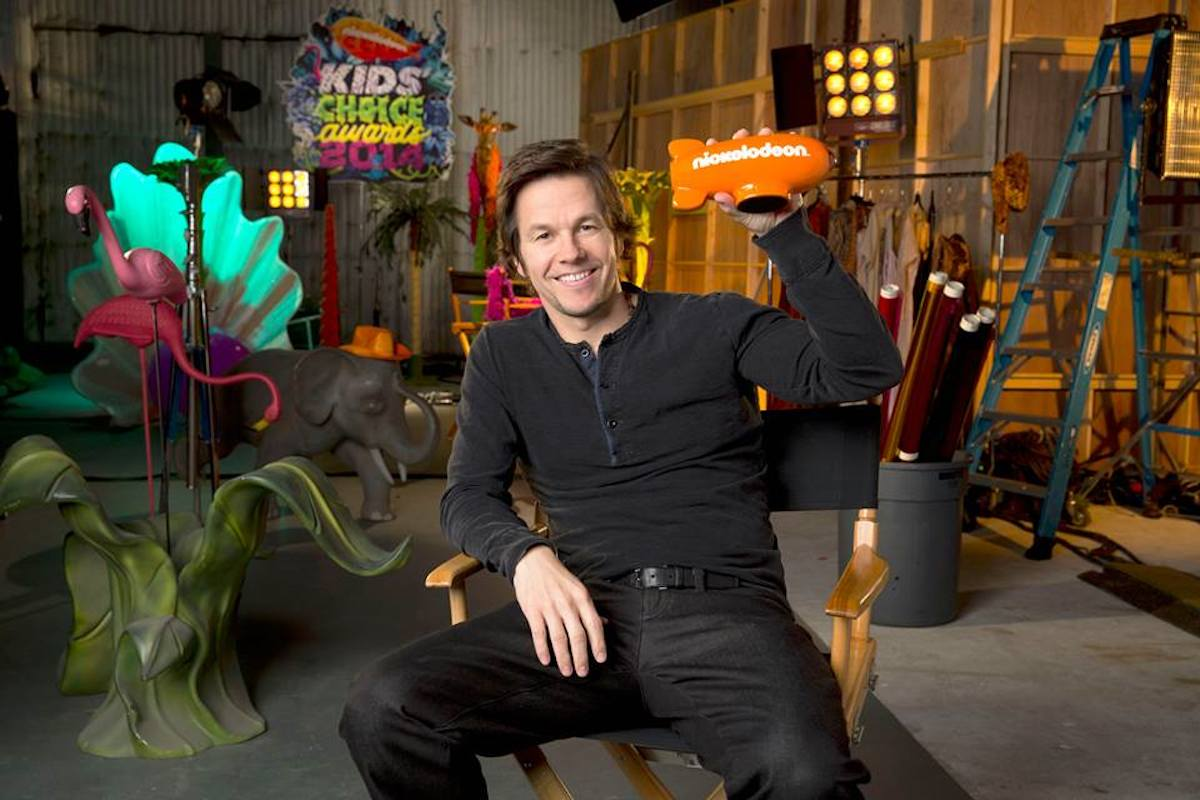 Mark Wahlberg Kids' Choice Awards