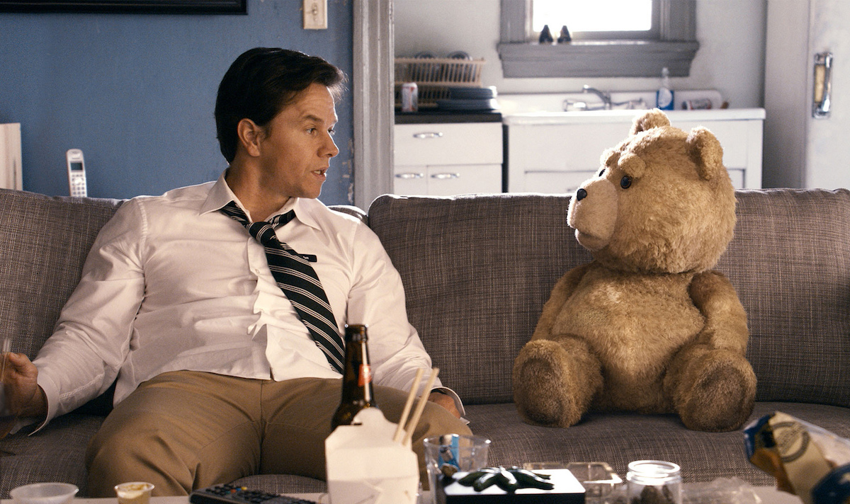 Mark Wahlberg Ted
