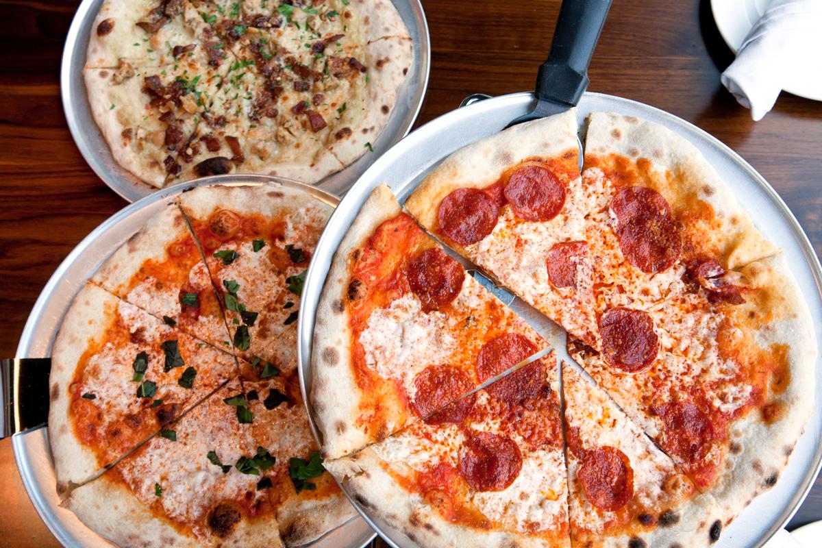 Area Four Pizza