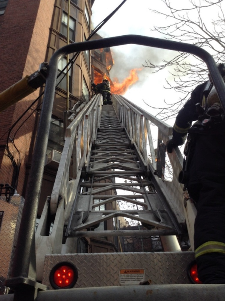 Photo Via Boston Fire Department