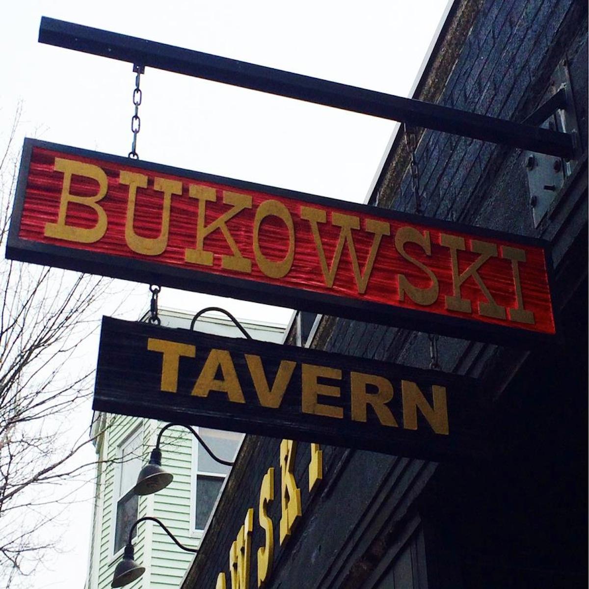 Photo via Bukowski Tavern on Facebook