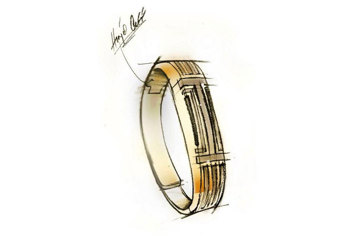 Tory Burch for FitBit. Images provided.