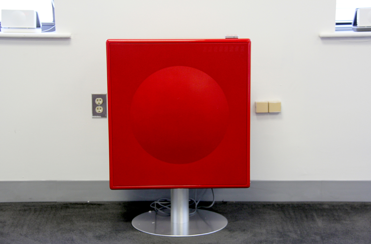The Model XL Sound System from Geneva Lab.