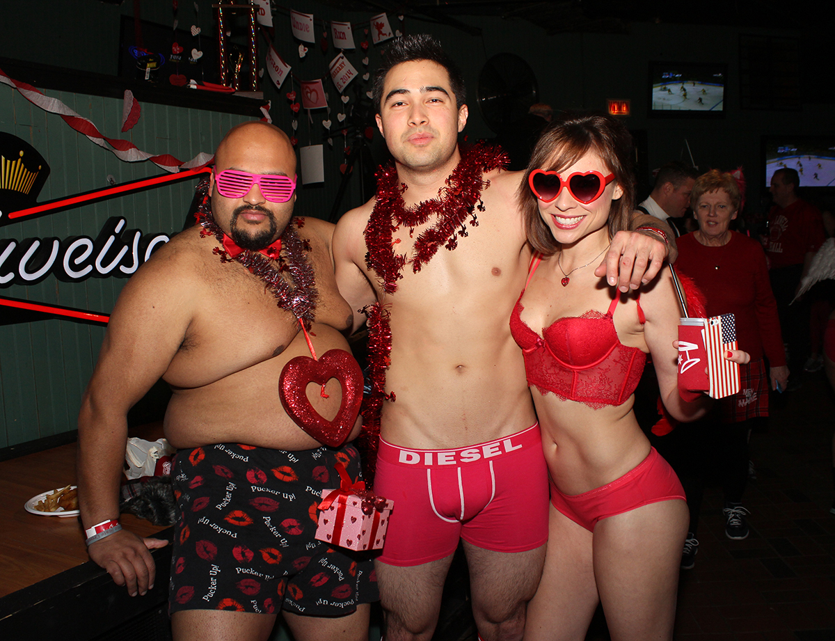 cupid's undie run boston 2014