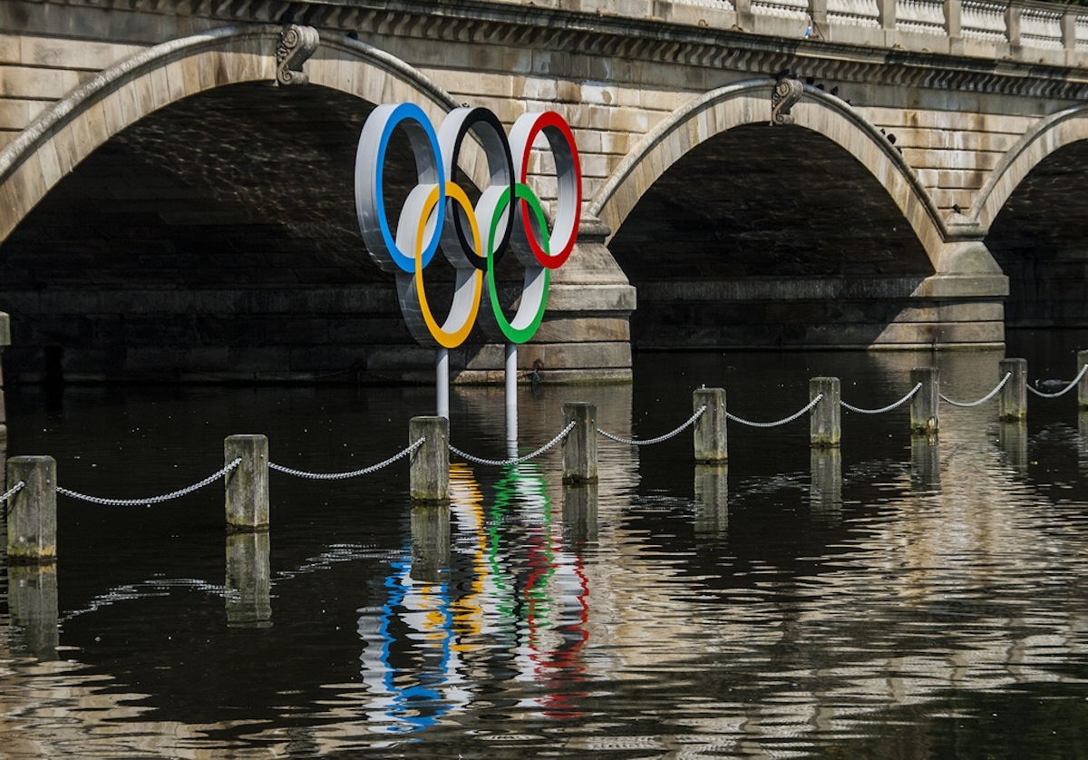 Olympics Photo Uploaded By illang on flickr