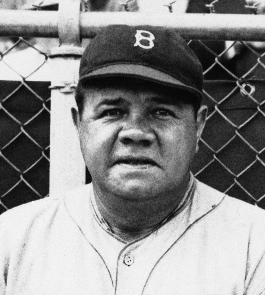 George Herman Ruth, Babe Ruth