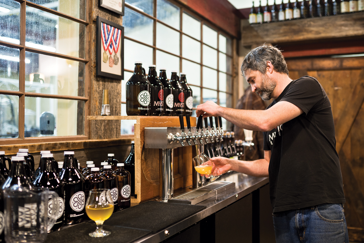 boston microbreweries taprooms