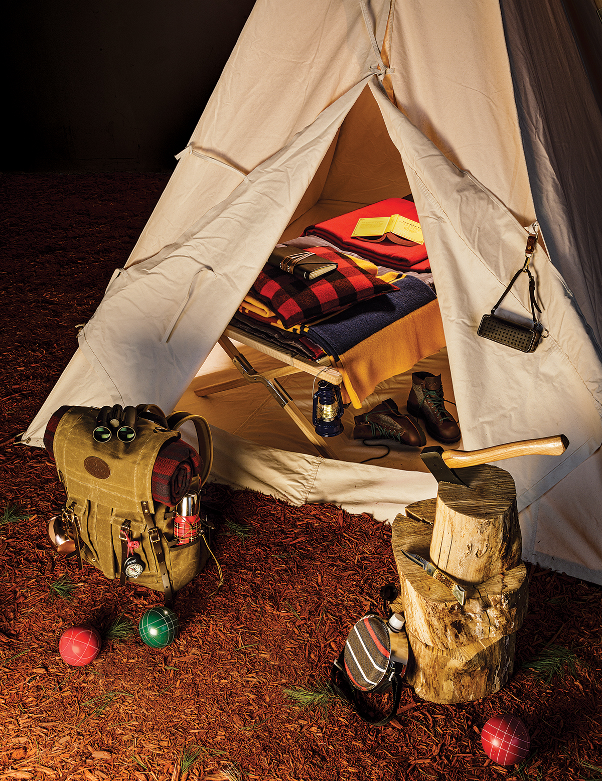 outdoor camping essentials