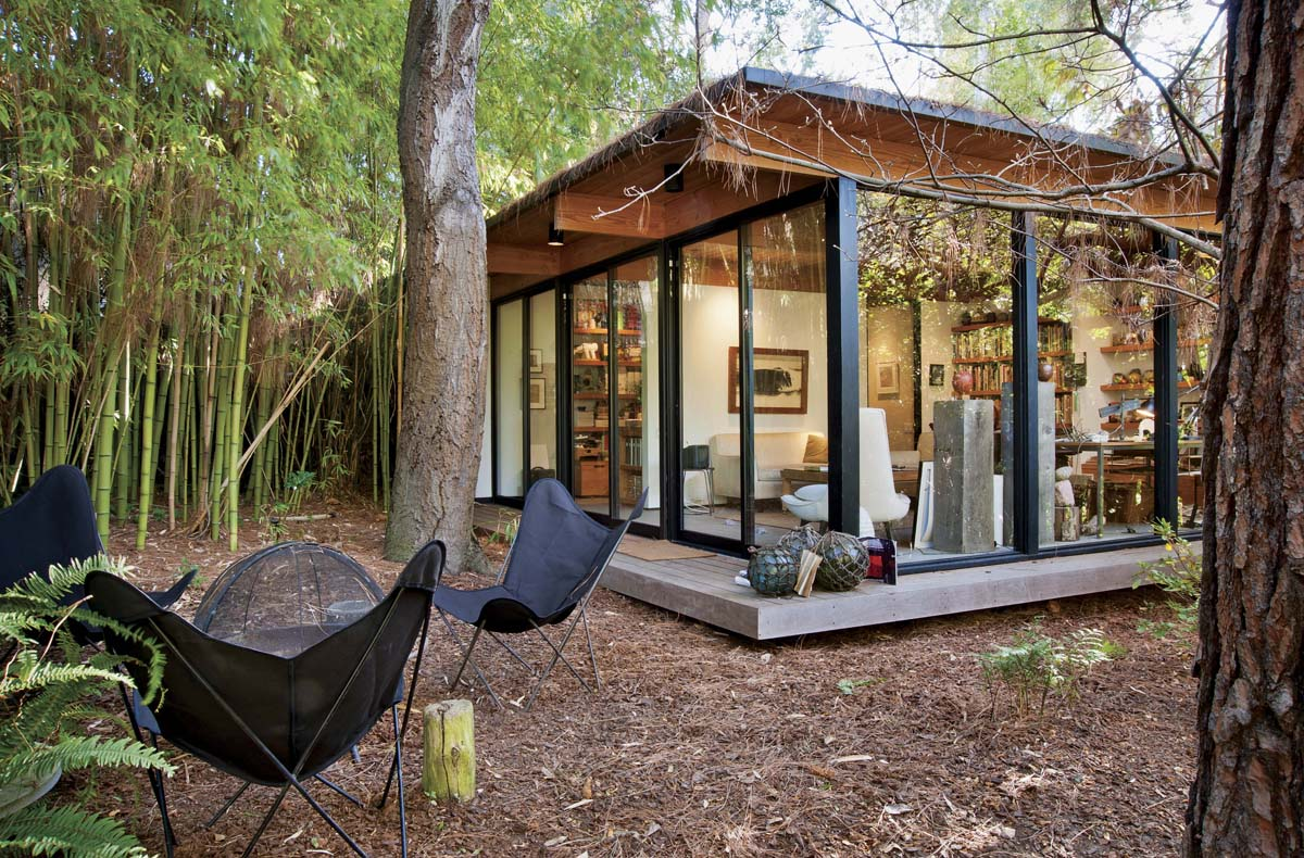 Dreaming Small: Intimate Interiors, Douglas Woods