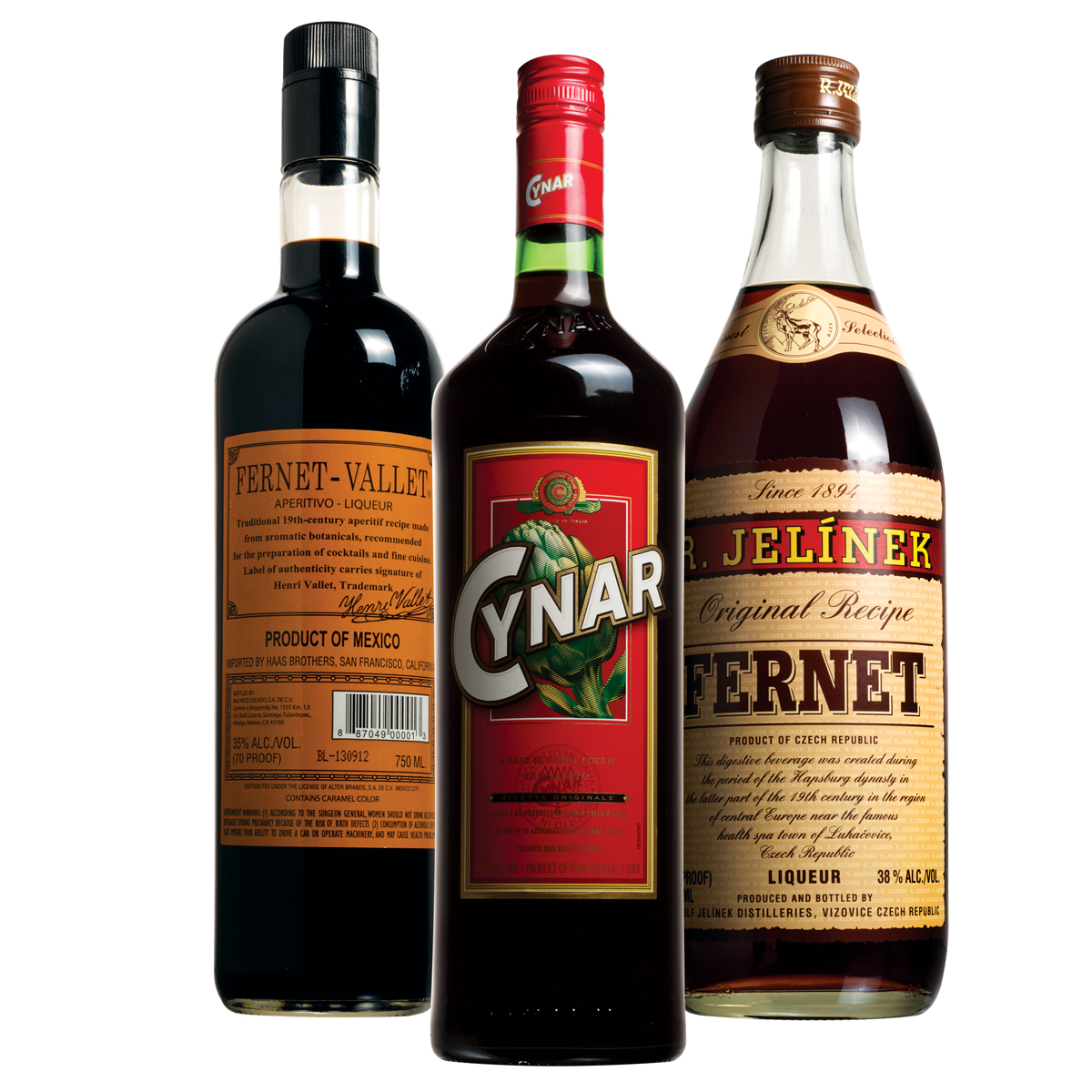 fernet-branca alternatives amari