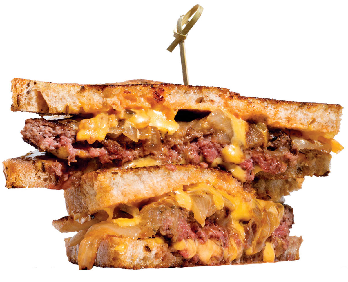 Park patty melt