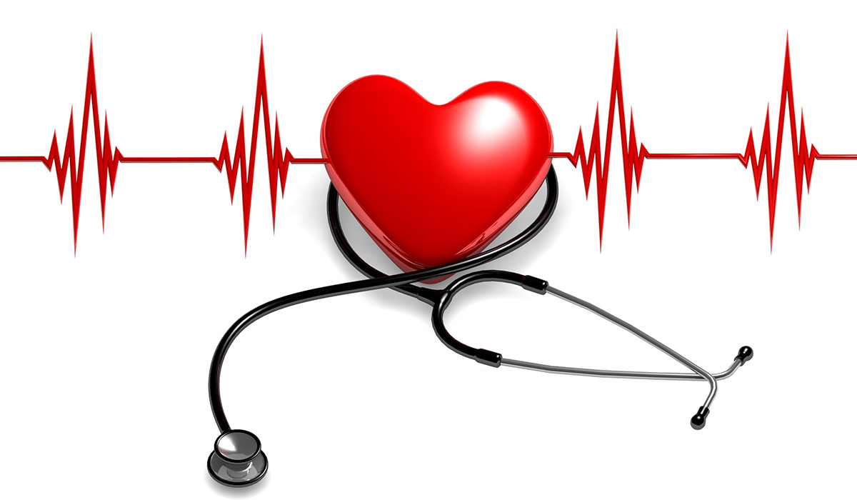 heart health image via shutterstock