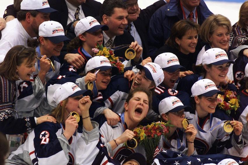 US-Canada hockey