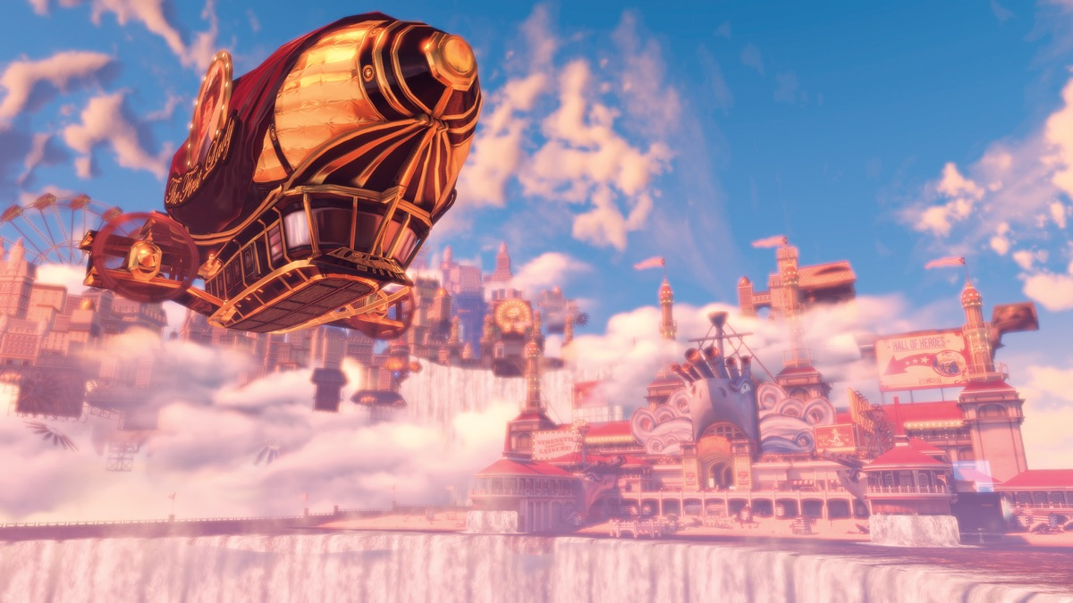 Bioshock Image via Irrational Games