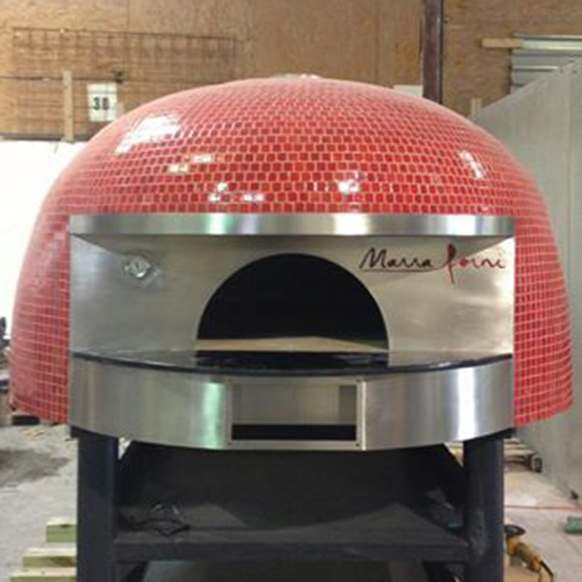 pastoral pizza oven