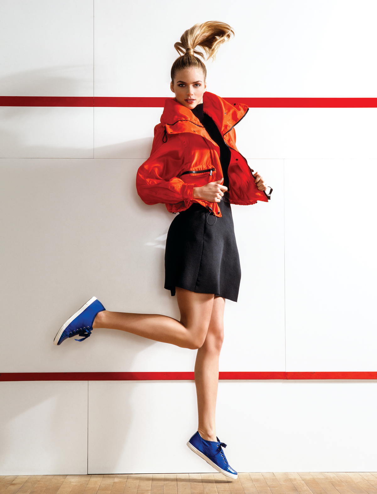 sporty spring fashion 7
