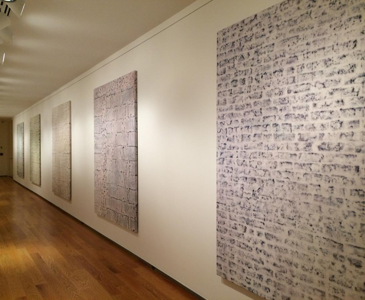 Tony Matelli, Installation View, Davis Museum, Wellesley