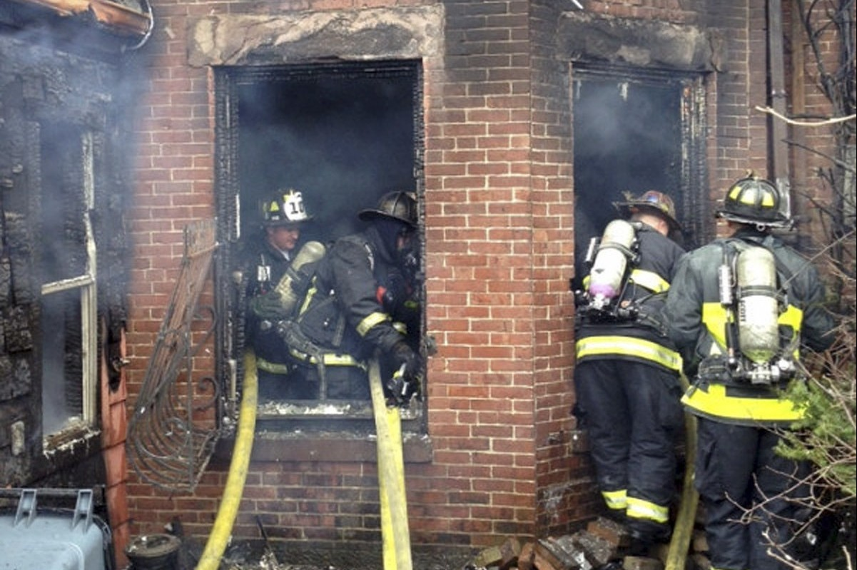 Photo by Boston Fire Department / AP